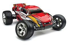 Rustler 1/10 2WD ST RTR - trx-37054-1