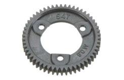 SPUR GEAR, 54-TOOTH (0.8 METRI - trx-3956r