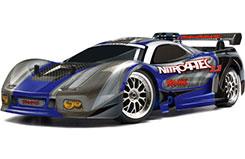 Traxxas Nitro 4-Tech 3.3 - trx-48077