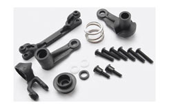 Steering bellcranks/ servo saver - trx-4945