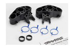 Axle carriers, left & right - trx-5334r