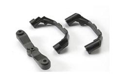 Mount, steering arm/steer stops - trx-5343x