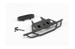 Bumper, front/ bumper mount - trx-5935