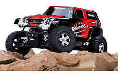 Telluride 4 x 4 Brushed - trx-67044-1