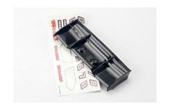 Traxxas 1/16 E-Revo Wing (Black) - trx-7122