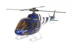 Ecureuil R50 Scale Fuselage - Blue - tt3841l