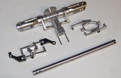 R50 Underslung Metal Rotor Head - tt3920