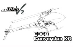 E360+ Conversion Kit - tt3928-2