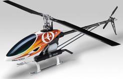 Titan X50F Flybarless Kit - tt4857k10