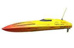 Outlaw Jr Obl ARTR - Yellow - tt5123a22y