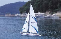 Victoria II RC Yacht TT - tt5556