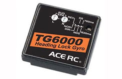 TG6000 Micro Head Lock Gyro - tt8072