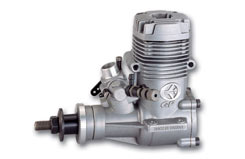 TT GP-42 Engine W Silencer - tt9041