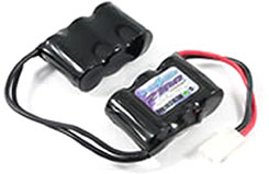 Voltz 2100mAh Saddle Pack 7.2v Tam - vz0012