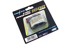 Voltz 1600mAh 6.0v Rx Hump Batt - vz0112