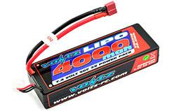 Voltz 7.4v 4000mAh 30C Hard Case Li - vz0310