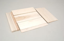 Small Balsa Bundle - 9inch - w-bbsmall