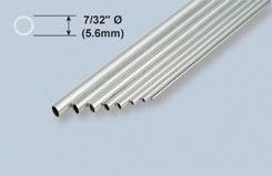 K&S Alum. Tube 3/16inch X 12inch - w-ks0104