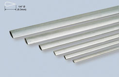 K&S Streamline Tube 1/4inch X35 - w-ks1100