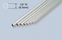 K&S Aluminium Tube 1/4inch X 36 - w-ks1113