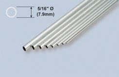 K&S Aluminium Tube 5/16inch X36 - w-ks1115