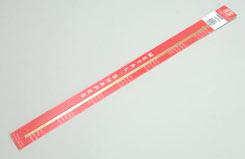Brass Angle  1/8x1/8x12inch/3.18x300mm - w-ks9880