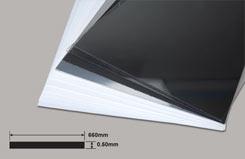 .020inch Plasticard-Blk 0.50x660x343mm - w-pc7020-4