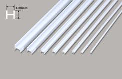 H Column - 4.80 x 4.80 x 610mm - w-phfs-6