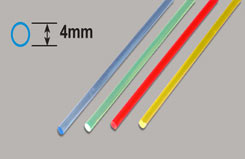 Light-Gather Rod - Blue   4 x 250mm - w-phtar-4b