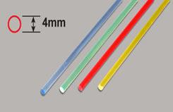 Light-Gather Rod - Red    4 x 250mm - w-phtar-4r