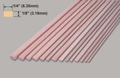 Spruce Strip 1/8 X 1/4 X 36 - w-sp242-10