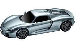 1:18 R/C Porsche 918 - xqrc3429