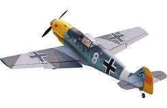 YT Bf-109E - ytbf109