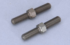 Alum. Turnbuckle M4x25 (CT4R/CT5) - z-cencts21
