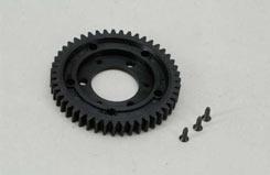 Spur Gear-47T/Black - F.F & NX 2WD - z-cenff013