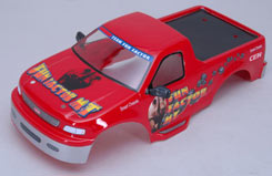 Body (Painted/Decaled)Monster Truck - z-cenff337