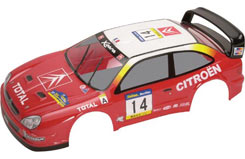 Body (Painted/Decaled)Citroen Xsara - z-cenff388