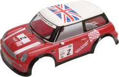 Body (Painted/Decaled) New Mini-Red - z-cenff389