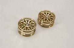 Wheel-10 Y-Spoke/Gold/1:10 (Pk2) - z-ceng84286