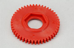 Spur Gear-47T/Red - F.Factor/All NX - z-ceng84307-01