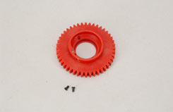 Spur Gear-44T/Red - F.Factor/All NX - z-ceng84307-02