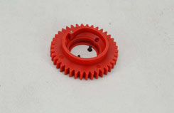 Spur Gear-38T/Red - GX1/TR4 - z-ceng84310-02