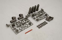 Shock Plastic Parts (Pk4) - Genesis - z-cengs031
