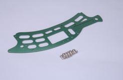 Side Frame (Each/Green) Genesis/GST - z-cengs037g