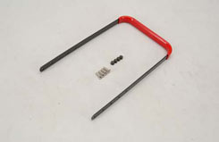 Heavy Duty Handle-Red Gen/GST/GSR - z-cengs081