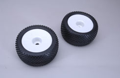 Dish Wheel/Sniper Tyre(Pk2/Pre-glu) - z-cengs228