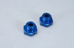 Alu Wheel Hex-Blue (23mm/Pk2) - z-cengs294