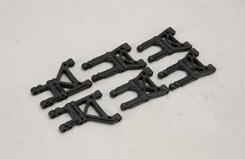 Suspension Arm Set - GX1 EP & GP - z-cengx03