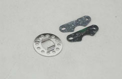 Brake Disc/Pads - GX1/CT4R/CT5 Opt - z-cengx38