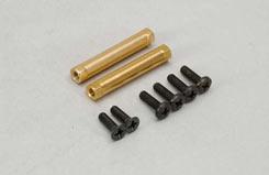 Hex Post-33mm (Pk2) - M.M/CT5/GST - z-cengxs02